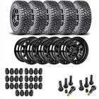 JEGS 681010K45 Jeep Wheel and Tire Kit 1987 2006 Wrangler YJ TJ 1984 2001 Cherok