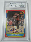 Clyde Drexler Rookie Cards and Memorabilia Guide 33
