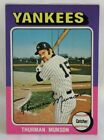 Top 10 Thurman Munson Baseball Cards 15