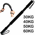 Flexible Power Twister KG Stretch Spring Bendy Bar Gym Exercise 30 40 50 60 kg