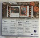 3 CREATIVE MEMORIES 7X7 WHITE SCRAPBOOK PAGES 12 SHEETS 24 PAGES BRAND NEW