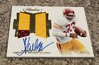2018 Flawless Collegiate Marcus Allen Game Jersey Patch Auto Autograph 04 25 USC