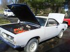 1967 Plymouth Barracuda 1967 Plymouth Barracuda Notchback FREE NATIONWIDE SHIPPING and NO RESERVE!