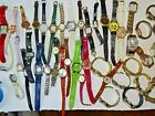 LARGE LOT OF 46 VINTAGE TO MODERN WATCHES ART DECO DESIGNER MORE LOT 2