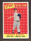 Ultimate Guide to 1950s Mickey Mantle Topps and Bowman Cards 27