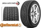 1 Continental Contiprocontact 23540r18 95h Xl All Weather Performance Tires