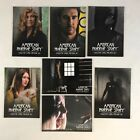 PROMO CARD SET: AMERICAN HORROR STORY PREVIEW Breygent 2013 Set of 7 (AP1 - AP7)