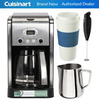 Cuisinart DCC 2600 Brew Central 14 Cup Coffeemaker w Supreme Coffee Bundle