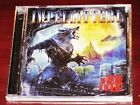 Impellitteri: The Nature Of The Beast CD 2018 Frontiers Records Italy FR CD 889