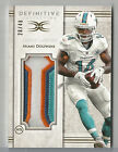2015 Topps Definitive Collection Football Cards 5