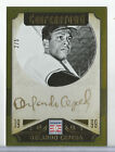 2015 Cooperstown Orlando Cepeda Hall of Fame Gold Ink Auto Autograph GIANTS #2 5