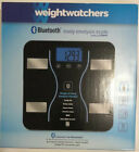 Scale Weight Watchers by Conair Bluetooth Body Analysis Scale Black