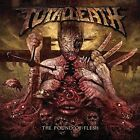 TOTAL DEATH-THE POUND OF FLESH-CD-thrash/death-vexed-sepultura-carcass