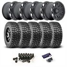 Mickey Thompson 3058421K15 Jeep Wheel and Tire Kit 1987 2006 Wrangler YJ TJ 1984