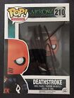 Ultimate Funko Pop Deathstroke Figures Checklist and Gallery 17