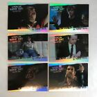 PROMO CARD SET: AMERICAN HORROR STORY Breygent SIX WAYS TO DIE SDCC (Flat Foil)