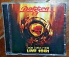 From Conception - Live 1981 by Dokken (CD, 2007, Rhino) Free Shipping!