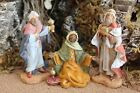 NEW 5 Fontanini Depose Italy Nativity Set Of ALL 3 KINGS w BOX  STORY