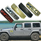 Alloy Trail Rated Car Sticker Badge 1941 Auto Decal Emblem For Jeep Wrangler