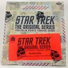 STAR TREK Original PORTFOLIO PRINTS Sealed Rittenhouse Trading Card ARCHIVE BOX