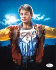 Michael J Fox Teen Wolf Autograph Signed 8x10 Photo JSA COA #12