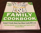 The Biggest Loser Family Cookbook Paperback NY Times Best Selling Series NBC