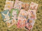 Vintage Easter CARDS DIE CUTS Gift Tags 11 Piece 11 Cute Styles