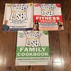 Lot Of 3 Biggest Loser Weight Loss Fitness And Cookbook Books
