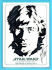 2015 Topps Star Wars Illustrated: The Empire Strikes Back 58
