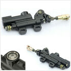 Black Motorcycle Modification Rear Master Hydraulic Disc Brake Pump Universal x1