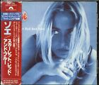 Zoe - Scarlet Red & Blue - Japan CD - 11Tracks OBI