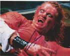 2015 Leaf Wrestling Signed 8x10 Photograph Edition 9