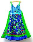 Custom Boutique Resell Sea World Fish Aquarium Party Dress 6 6X 7 8 Euro Jumper