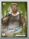 2016 Topps Walking Dead Season 5 Trading Cards 22