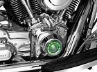 Harley-Davidson FLHRI Road King 1999-2006Tappet Block Accent Chrome by Kuryakyn