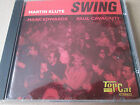 MARTIN KLUTE - SWING CD VERY RARE NEAR MINT MARK EDWARDS PAUL CAVACIUTI JAZZ