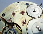 Antique 1880 A. Lange & Sohne Pocket Watch Movement Dial & Hand S/N 14429