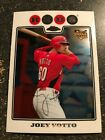 Joey Votto Rookie Cards and Autographed Memorabilia Guide 12