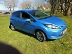 LARGER PHOTOS: FORD FIESTA 1.4 TDCI STYLE PLUS 2009 .