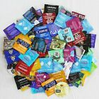 150 Condoms Bulk Variety Mix- Trojan,Kimono,Beyond 7,One,LifeStyles,Crown,