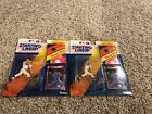 NOLAN RYAN - Starting Lineup Kenner SLU MLB 1992  - TEXAS RANGERS Lot Of 2.