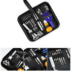 144pcs Lot Watch Opener Hand Watchmakers Remover Repair Tool Kit Set w/case CH