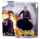 Harry Potter The Half Blood Prince Draco Malfoy Action Figure With Wand