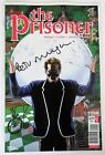 The Prisoner issue 1 signed copy as new condition Patrick McGoohan