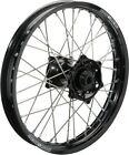 Moose XCR Wheel Rear 2.15 x 18 Black Suzuki RM-Z450/RM-Z250 2005-2017