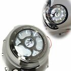 Motorcycle Engine Clutch Cover For Suzuki GSX1300R Hayabusa 2005 06 WHITE LED