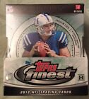 2012 TOPPS FINEST FOOTBALL SEALED HOBBY BOX 2 AUTOS PER MASTER BOX LOADED RARE