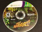 Kinect Adventures  (Xbox 360, 2010) ~Tested~ EUC   Game Disc Only