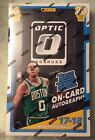 2017-18 DONRUSS OPTIC BASKETBALL SEALED HOBBY BOX 1 AUTO 20 PACKS PER BOX LOADED