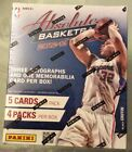 2012-13 ABSOLUTE BASKETBALL SEALED HOBBY BOX 3 AUTO 1 RELIC PER BOX